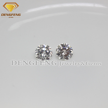 Excelente Corte 11.00mm Branco Redondo Moissanite Diamante