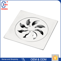 Chinese wholesale stainless steel bathroom garage floor grate drains