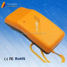 Handheld Needle Detector, garment small iron needle metal detector in clothing checking