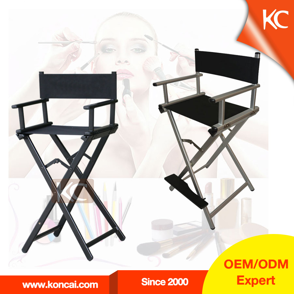Portable makeup chair - Portable Cheap Aluminum Salon Folding Chair Artist Chair Sample Available Immediately Buy Cheap Folding Chairs Portable Salon Chair Folding Salon Chairs