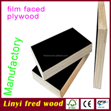 121711 linyi marine plywood 18mm film faced plywood
