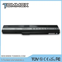 Tommox Li-ion Battery Pack For Asus K42 Series A32-k52 Tablet Battery A42-k52