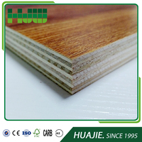 Eucalyptus and poplar combied core eco friendly plywood for sale