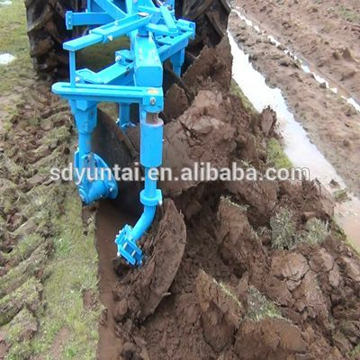 Reversible disc plough with 3 discs 26'' made YUNTAI factory