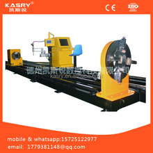Multifunctional pipe square-tube plasma oxy cutting machine steel mental cutter with CE for steel structure industry
