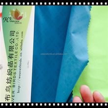 Super soft micro fiber fabric laminated with printed PU membrance for outdoor sun-proof clothing