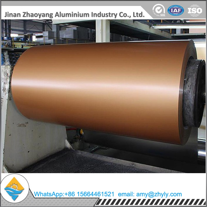 1100/H24 100mm 200mm 300mm 500mm 1000mm color coated aluminium sheet