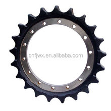 Excavator Original Genuine Parts PC200-7 sprocket drive roller 20Y-27-11582, PC200-7 excavator undercarriage parts sprocket