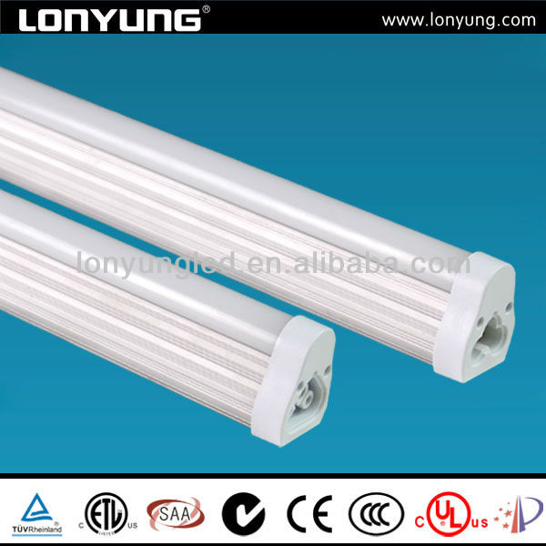 high brightness 6500k t5 integrated 4-pin pl led lamp 1200mm ul listed