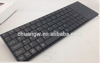 slim Bluetooth Keyboard with Touchpad for PC Cell Phone iPhone iPad