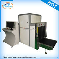 800 ( W ) * 650 ( H ) mm X ray Inspection Baggage Screening Equipment to find weapons, dangerous and illegal at airport