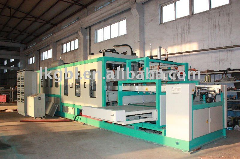EPS Foam Box Making Machine (Top Quality TY-1040)