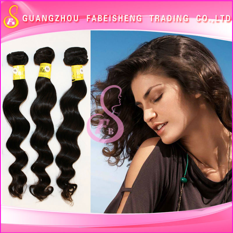 free tangel smooth human brazilian hair super wave peruvian virgin hair extension all express