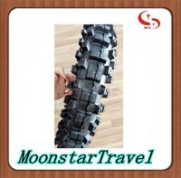 High quality off-road motorcycle tire 110/90-18 with new pattern (own factory )
