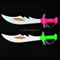 "Boy Toy Colorful LED Sword With ""Bu Bang~~"" Sound"
