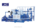 JIC612F PVC 2 color child rain boot injection machine