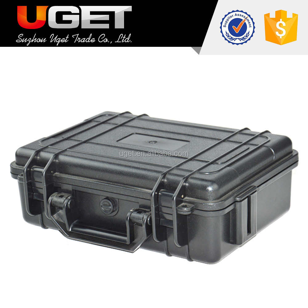 China Manufacturer waterproof safety hard plastic equipment protective case