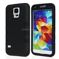 Hot Sale Case Robot Rubber Case for Samsung Models, case for Samsung Galaxy S5 i9600 Laudtec