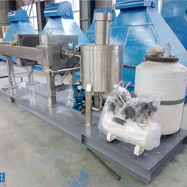 Small plate frame filter press with best filter press calculation for end user.