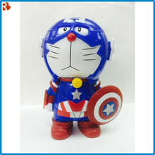 Customized make your own hot OEM pvc action figure for child