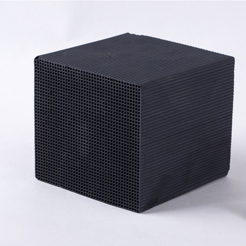customized wooden activated carbon block for deodorization