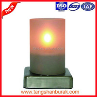 Restaurant hotel use decorative paraffin oil table lamp