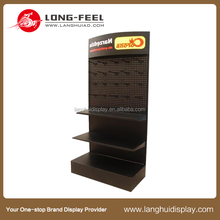 Retail Sweet Cookies /Chocolate Cardboard Display Stand,Cookie Shelf Display Racks,Cardboard Design