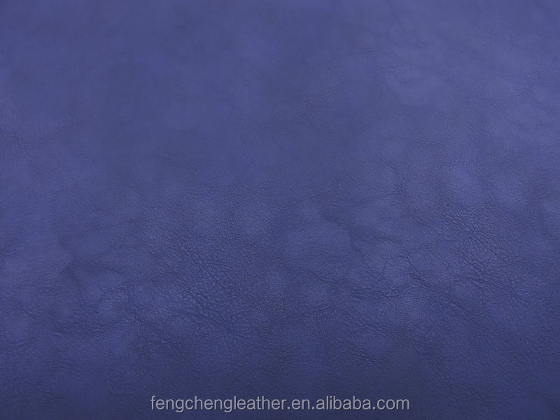 100% PU synthetic <strong>leather</strong> for shoes and bags imitate the top layer cow <strong>leather</strong> FC15084-4