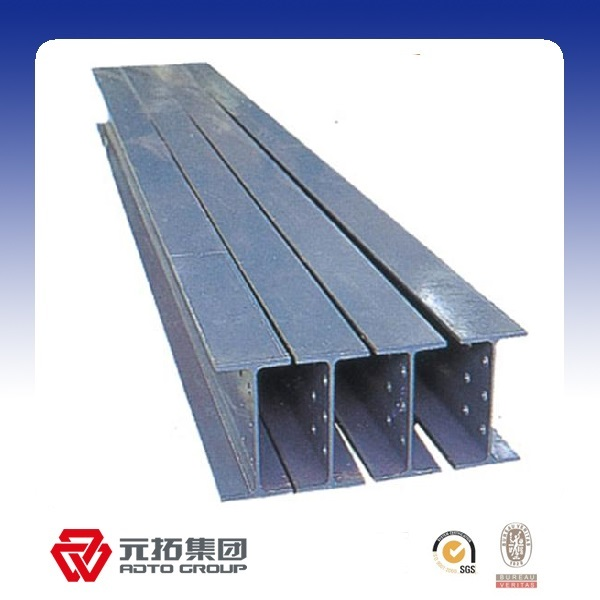Factory price Hot rolled used steel h beam structural engineering made in China