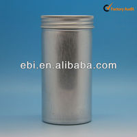 Metal aluminium milk powder cans
