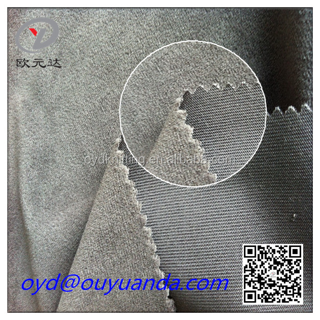 Garments And Textile Polyester Super Soft Micro Velvet