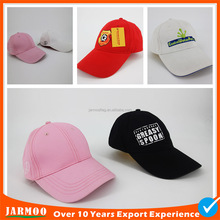Hot sell outdoor advertising washed baseball cap