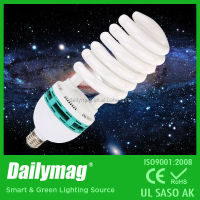 2015 New Productfull Spiral Compact Fluorescent Lights 9w 220-240v e27 6400k