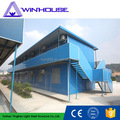 Prefab steel frame houses prefab workers dormitory light structural steel homes