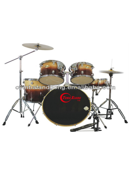 JFN-2000-3 High-grade 5-PC Drum kit (Maple) for sale