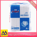 Disposable adult diapers, Incontinence pad