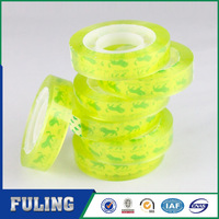 Chinese supply hot sale bopp plastic film stretch for adhesive tape