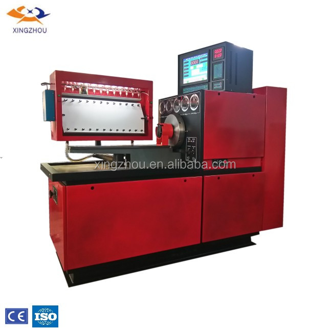 best quality PCM-E diesel fuel injection pump test bench stand bank