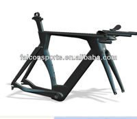 OEM Time trial bike carbon frame 2013 carbon TT Bicycle Frame FM080