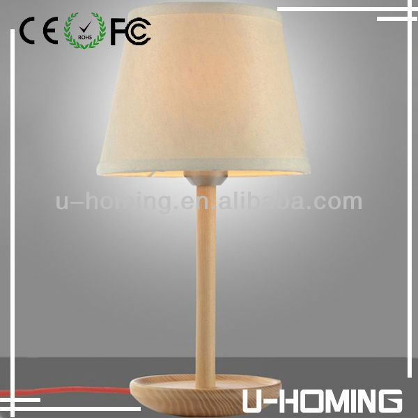 wood carving table lamp Table Lamps For Family Room