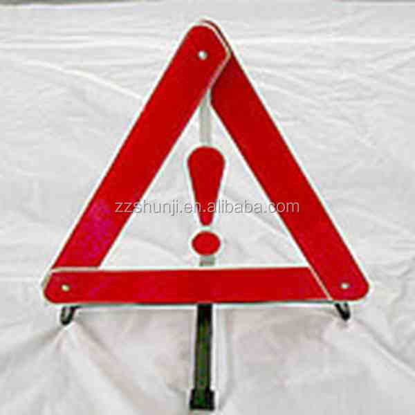 Competitive price Road Reflective Triangle Warning Stop Sign
