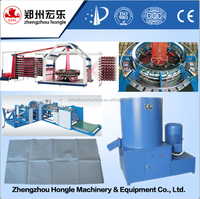 Lime Bag forming machine bag making machine