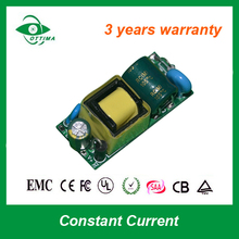 China OEM Light driver manufaturer 3W LED bulbs driver 12v electronic led driver with non flicker isotaled