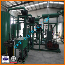 oil smell remover small refinery distillation equipment