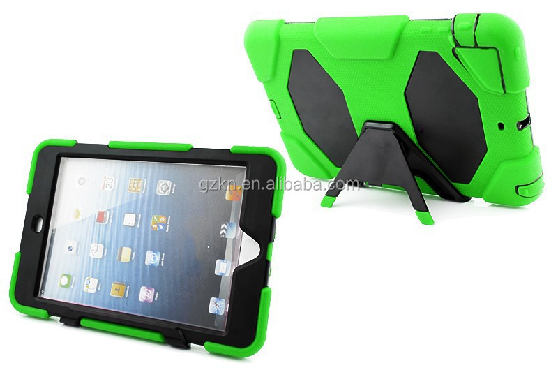 Factory direct cheap plastic cover For iPad mini 3 iPad mini drop defender case