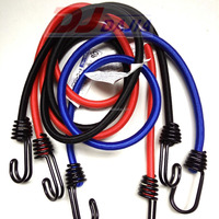 Stretch Strap Red Elastic Bungee Cord