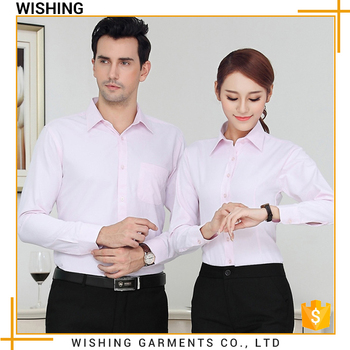 Customizable slim fit formal for dress shirt cotton men shirts