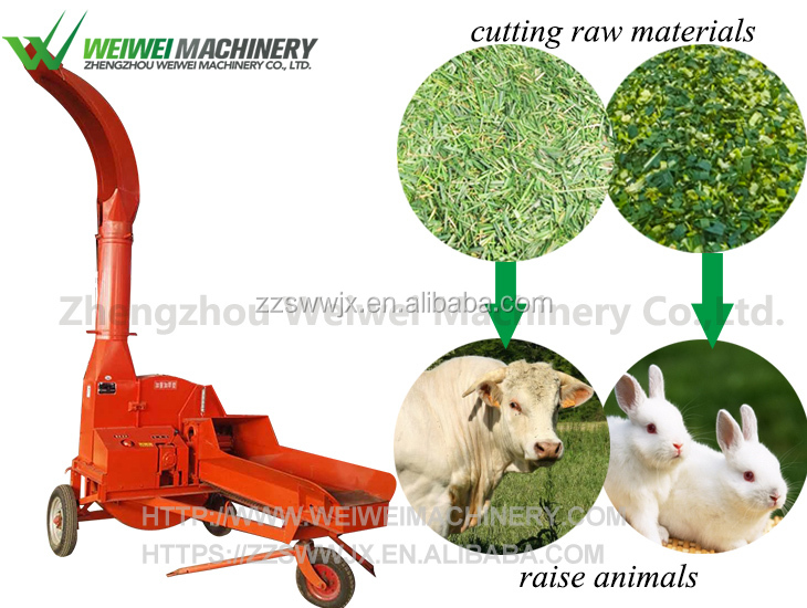 antelope feed processing machine