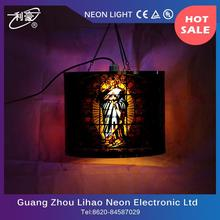 Alibaba china supplier light box crystal acrylic led sign boards with low energy consumption