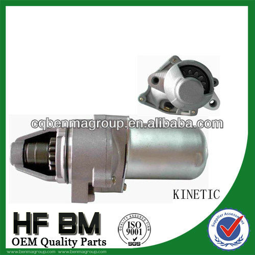 KINETIC Starter Motor motorcycle, motorcycle starting motor OEM Quality Factory Sell Directly
